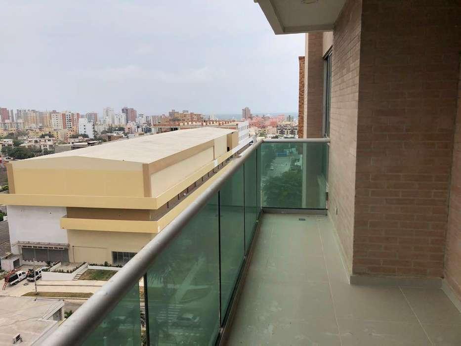 Apartamento Arriendo Altamira Barranquilla - wasi_1222946