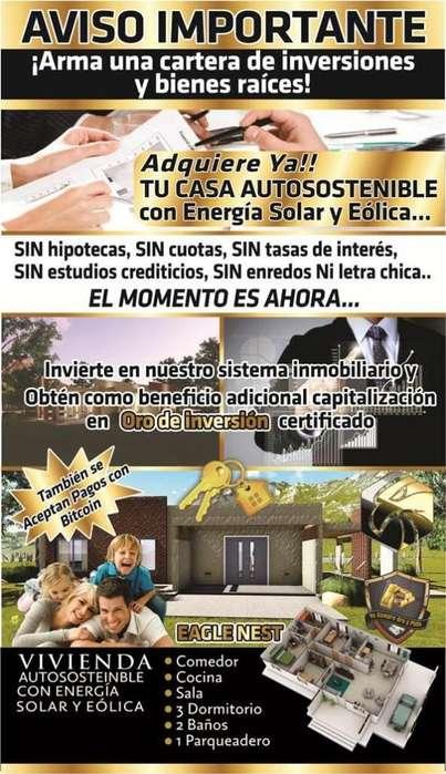 APROVECHE Obtenga su propia vivienda con un solo pago de 18.000.000 ASESORATE GRATIS