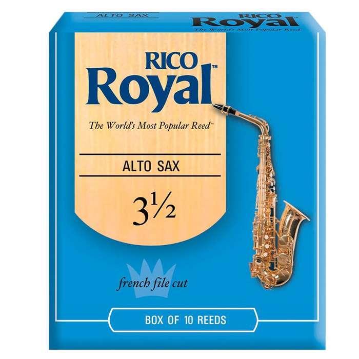 Combo Rico Royal BT Cana Saxofon Alto Eb 3 12
