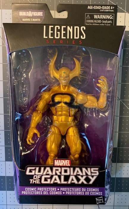 Ex-nihilo Marvel Legends