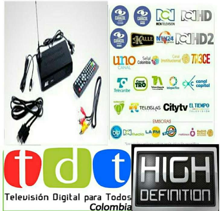 Decodificador Tdt Digital Terrestre