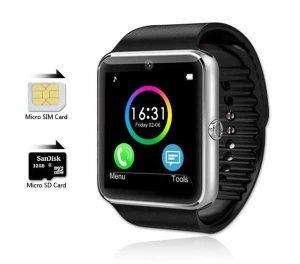 Smartwatch GT8 Reloj Inteligente BLUETOOTH LLAMADAS SIM SD