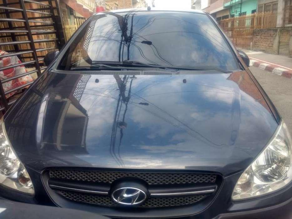 Hyundai Getz  2011 - 67000 km