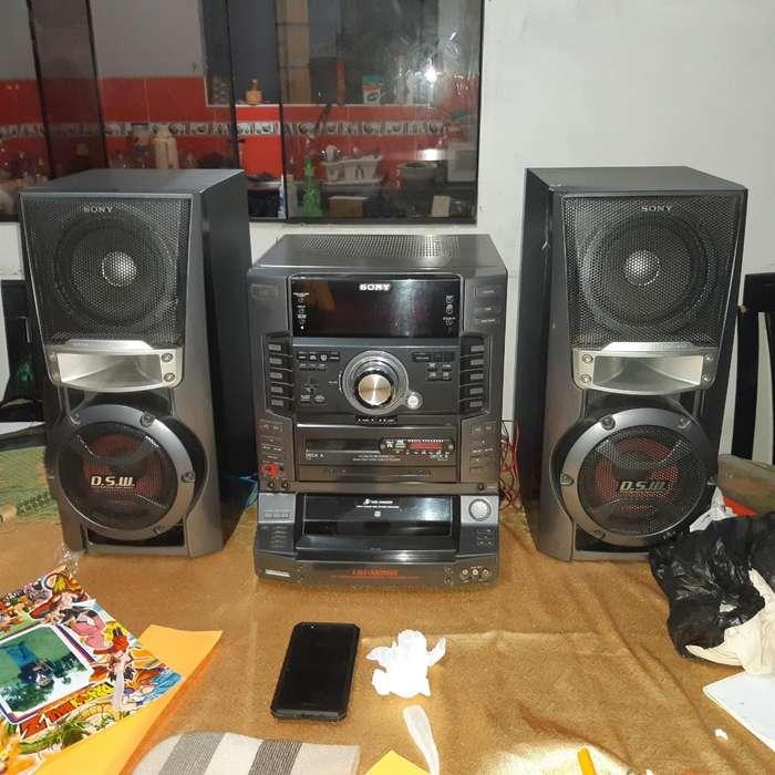 Se Vende Equipo Sony Lbt Xgr60