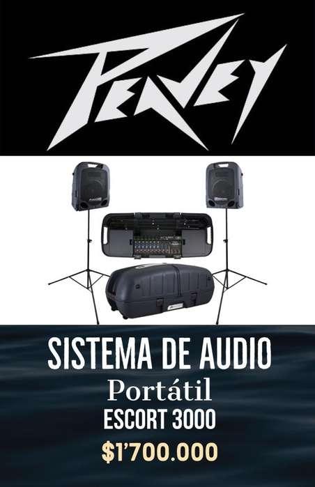 Sistema de Audio Portatil