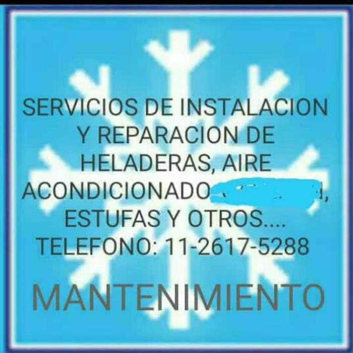 Ofrezco Servicio de Reparación
