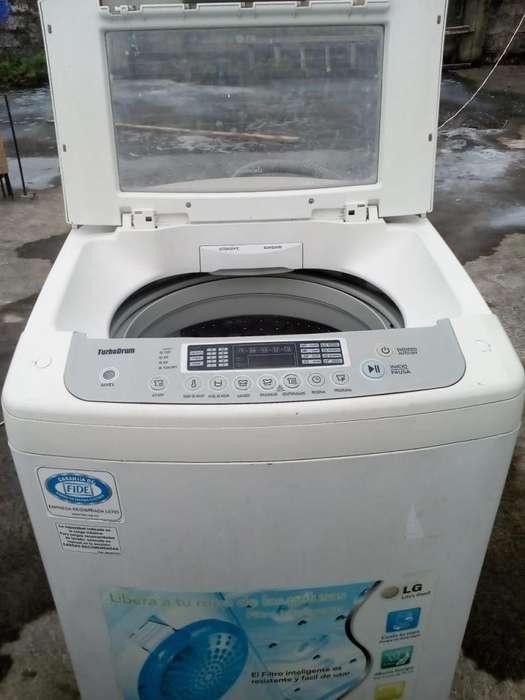 Vendo <strong>lavadora</strong> LG