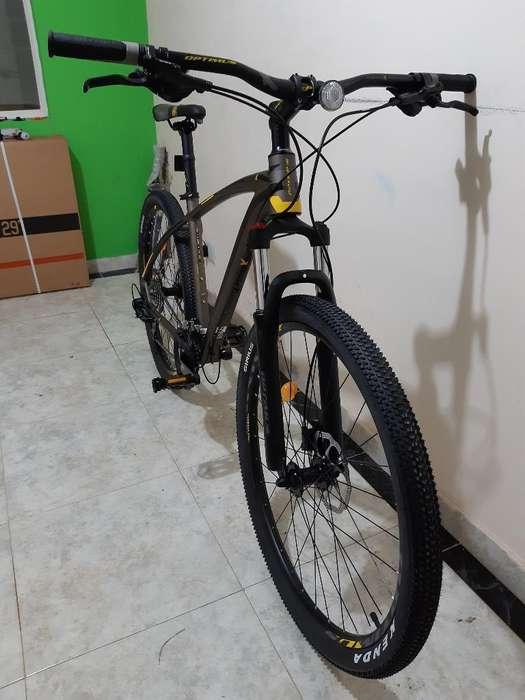 Vendo Bicicleta Optimus Sirus 8 Vel