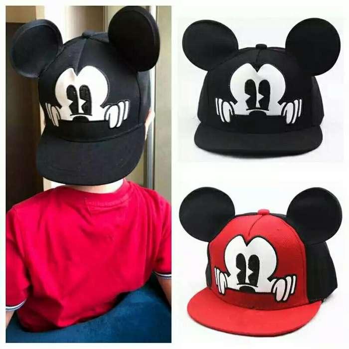 Gorras Mickey