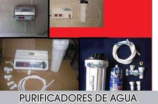 VENTAS Y MANTENIMIENTO DE PURIFICADORES PARA AGUA ozono
