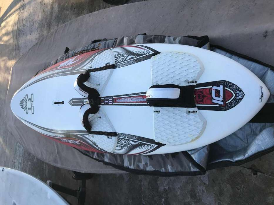 Tabla De Windsurf Starboard Kode 94 Lts - Impecable !!!!