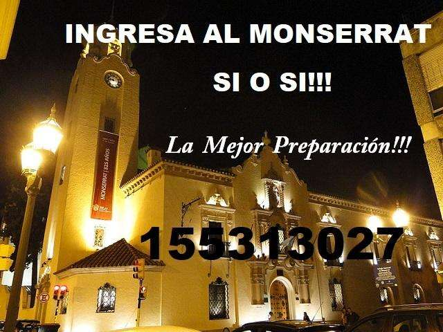 INGRESA AL MONSERRAT!!!