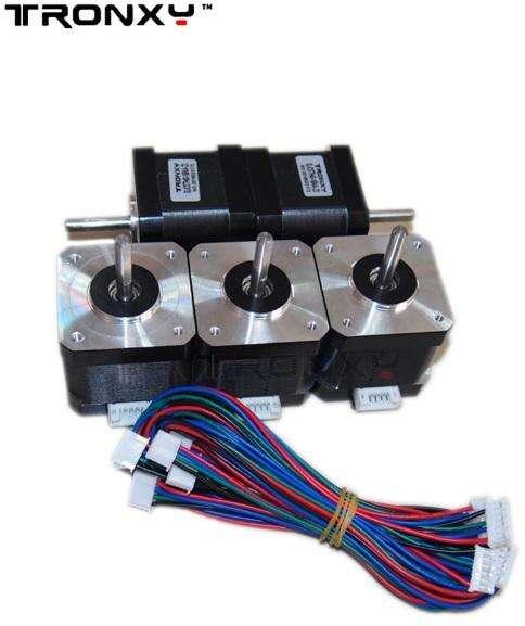 Motores Paso a Paso Nema 17 Arduino
