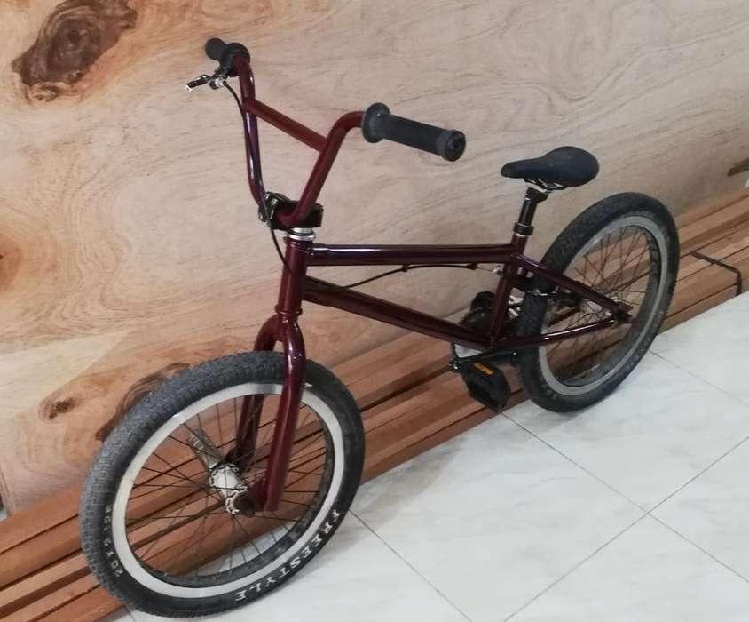 Bicicleta de Bmx Freestyle