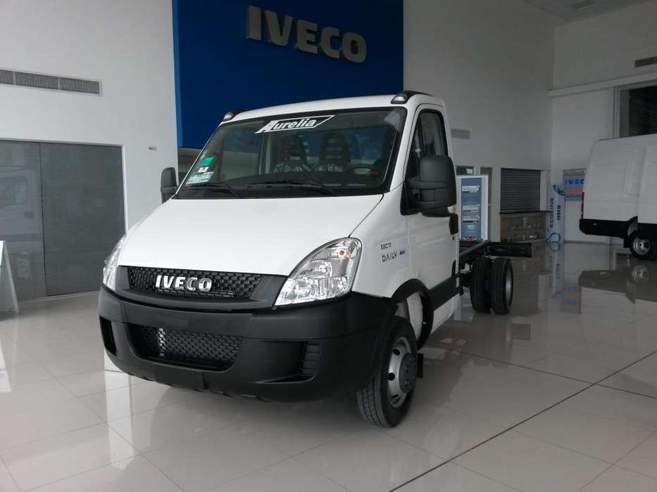 Iveco Daily Chasis Cabina Simple O Doble Cabina Ecoline 0km
