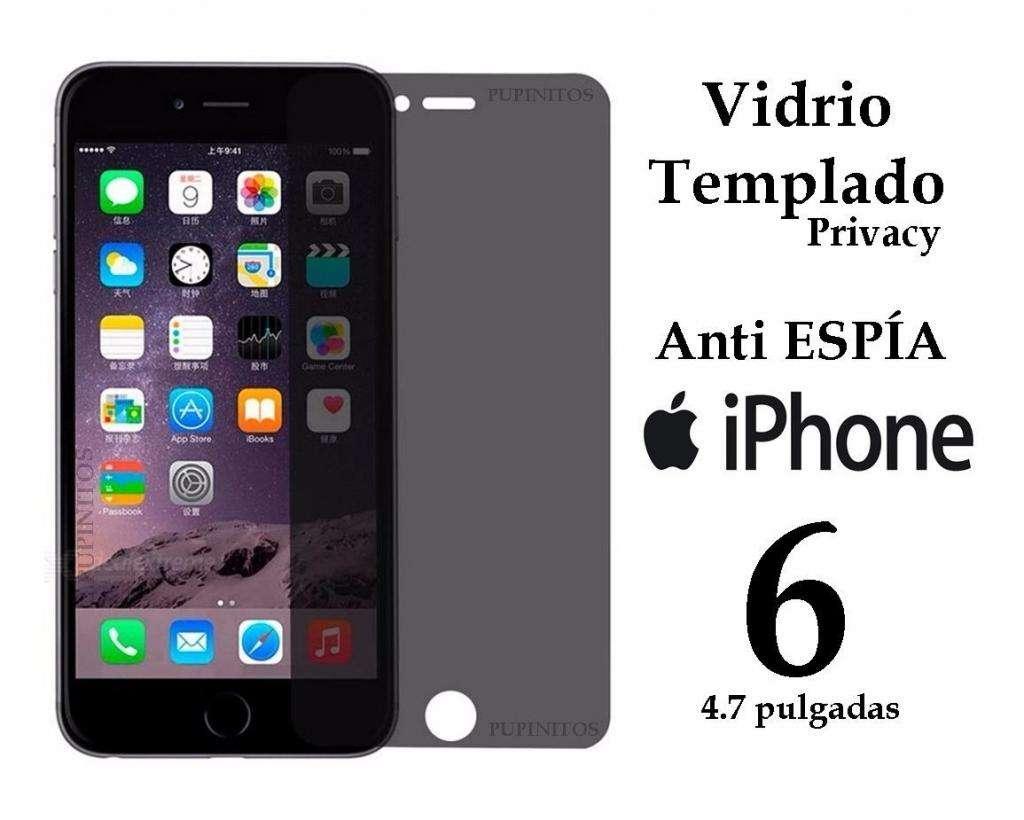 db4b1d5aca1 Vidrio Templado Privacy Anti Espia Iphone 6 6s 6 Plus - Rosario