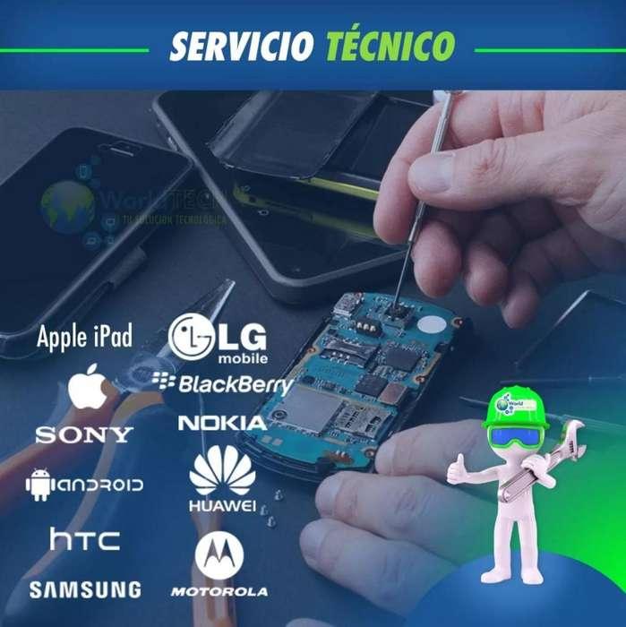 Servicio Tecnico Profesional Celulares Ipad Tablet Laptop Pc