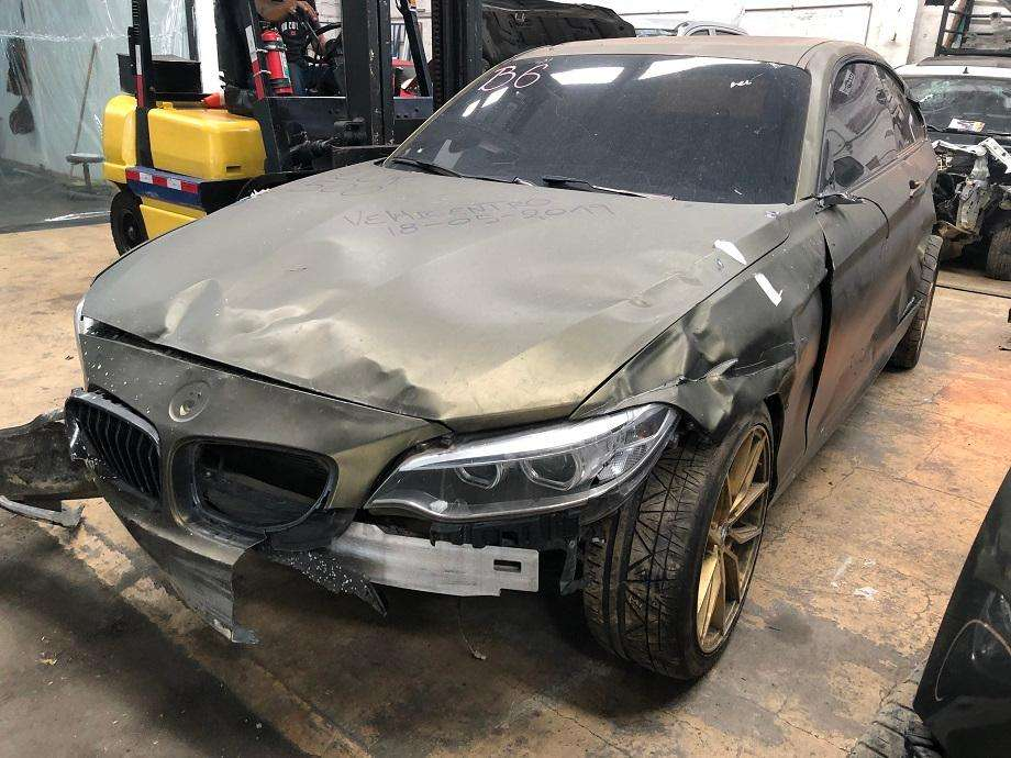 <strong>bmw</strong> M2 2015 - 35000 km