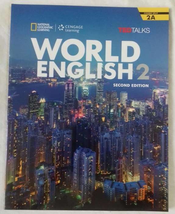 World English 2a Tedtalks Ingles