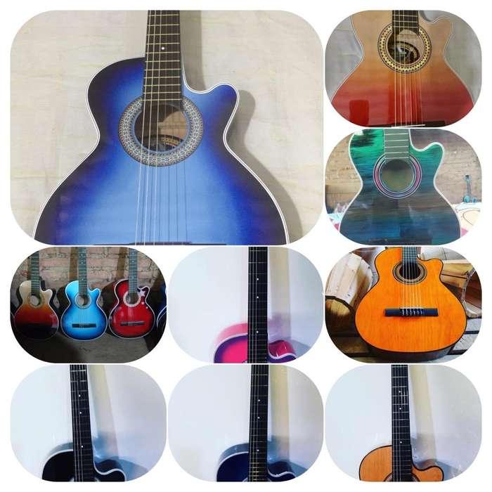 Variedad Guitarras Acusticas