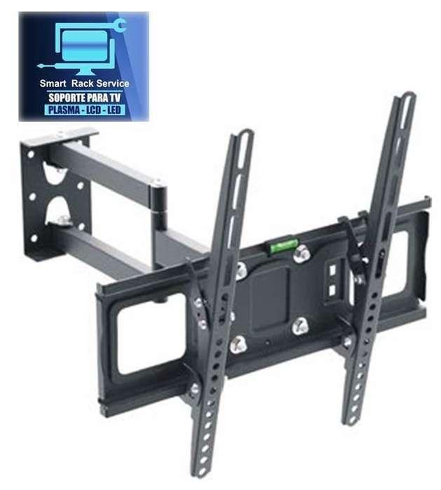 Tv Rack Movil Pegable para 43 a 55