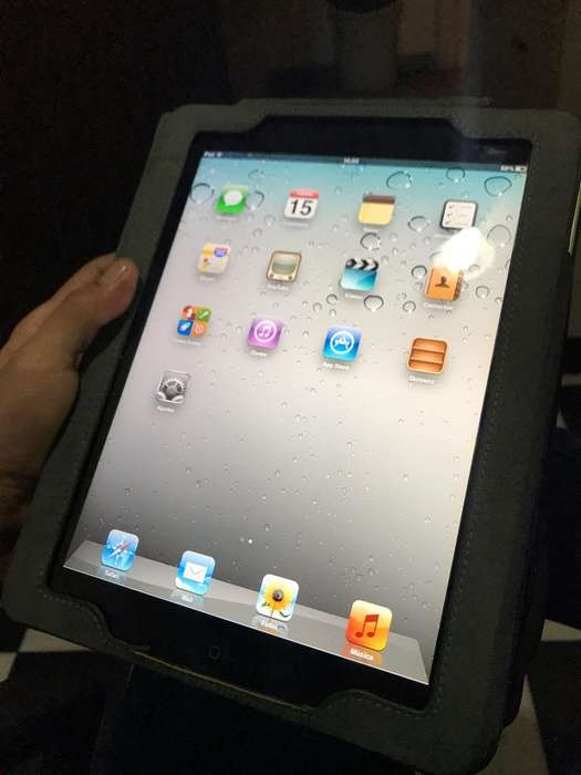 iPad 32Gb con Cargador Impecable