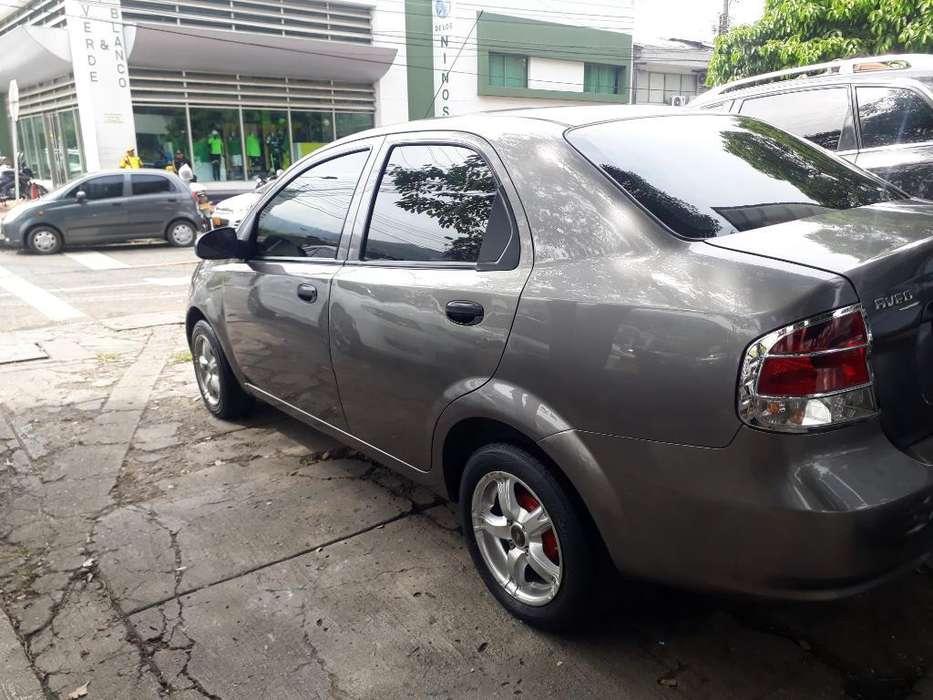 Chevrolet Aveo 2012 - 120000 km