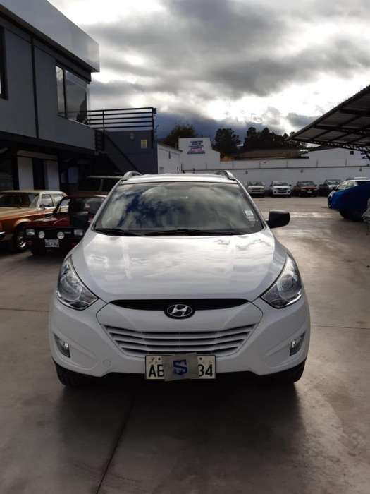 Hyundai Tucson 2013 - 98234 km