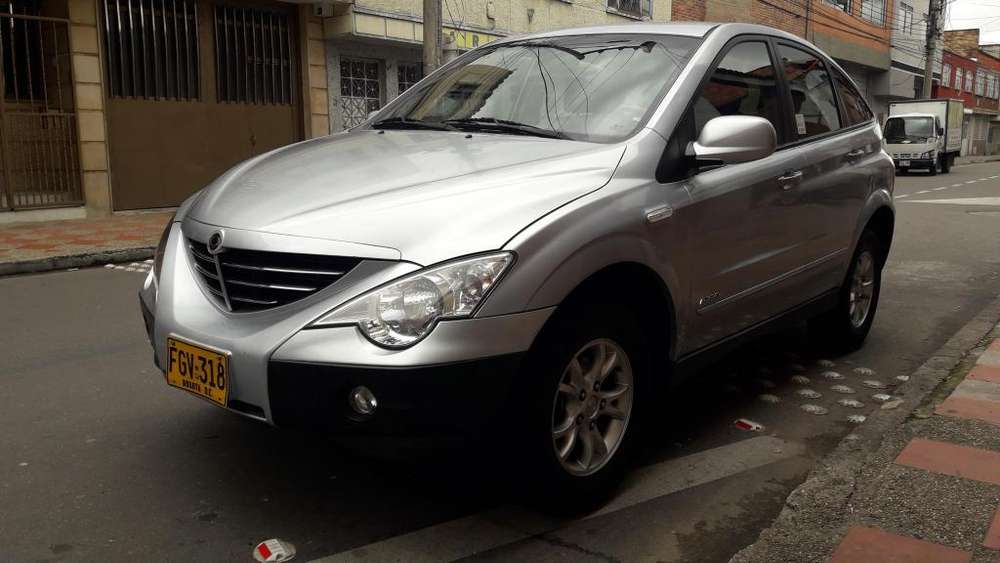 Ssangyong Actyon 2008 - 146000 km