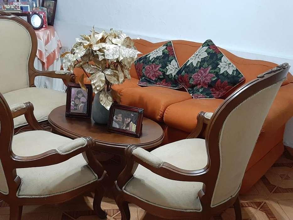 Vendo Muebles Isabelinas