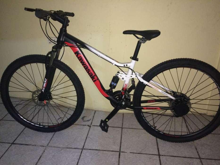 Bicicleta Kawasaki Nueva
