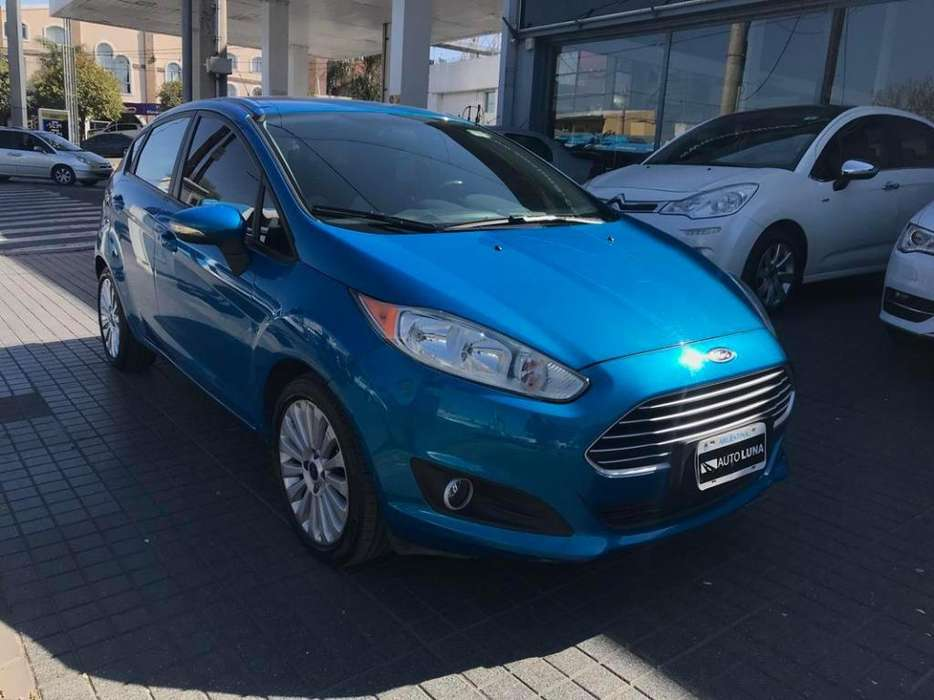 <strong>ford</strong> Fiesta Kinetic 2013 - 56000 km