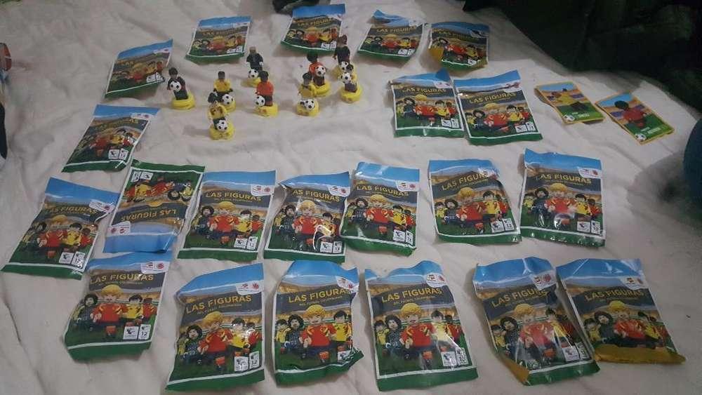 Legos Seleccion Colombia