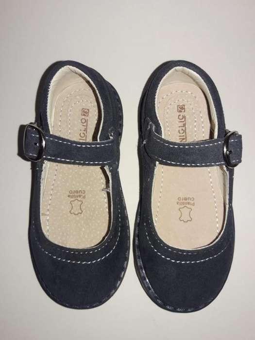 Botines Y Zapatos Niña
