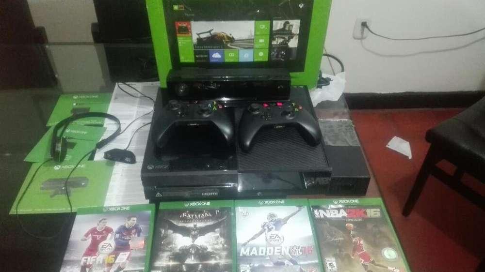 Excelente Oportunidad Xbox One Económico