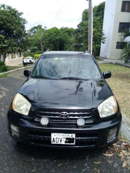 Toyota RAV-4 2003 - 219916 km