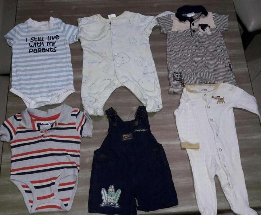 ropa importada para bebe de 3 a 9 meses de segunda