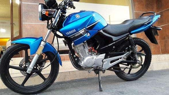 Moto YAMAHA YBR ED 125cc FULL - 2012 SIN DETALLES - ORIGINAL