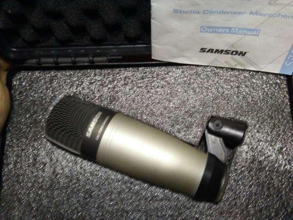 Microfono Samson C01