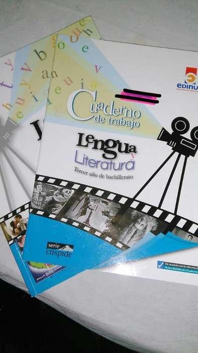 Lengua Y Literatura Edinum 3ero Bachille