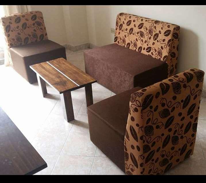 Sala 3 muebles y <strong>mesa</strong> de centro