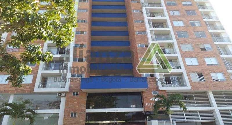 Arriendo Apartaestudio Calle 73 #27 -52 Apartamento 805 Edifici Barrancabermeja Alianza <strong>inmobiliaria</strong> S.A.