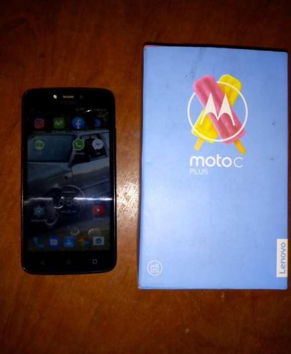 Moto C Plus 4g Libre