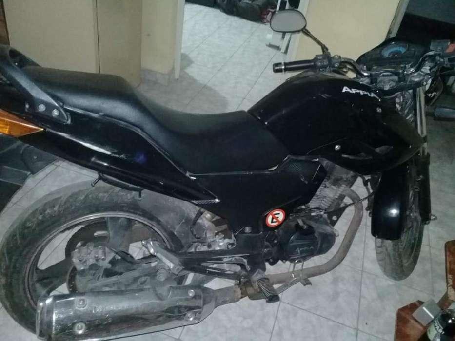 Moto Appia Brezza Euro 150cc