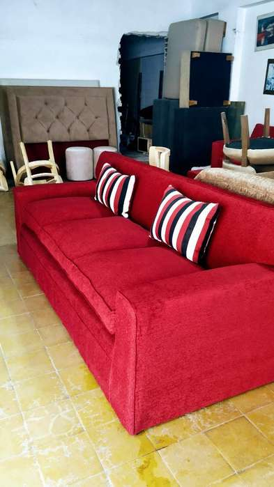 Sofa 2,20 M Chenille