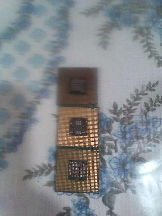 Vendo 2 procesadores core duo 1.8 y 3.0