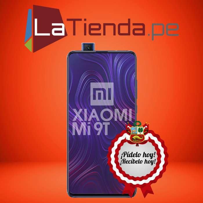 Xiaomi Mi 9T - 6GB de memoria RAM con 128GB de almacenamiento interno