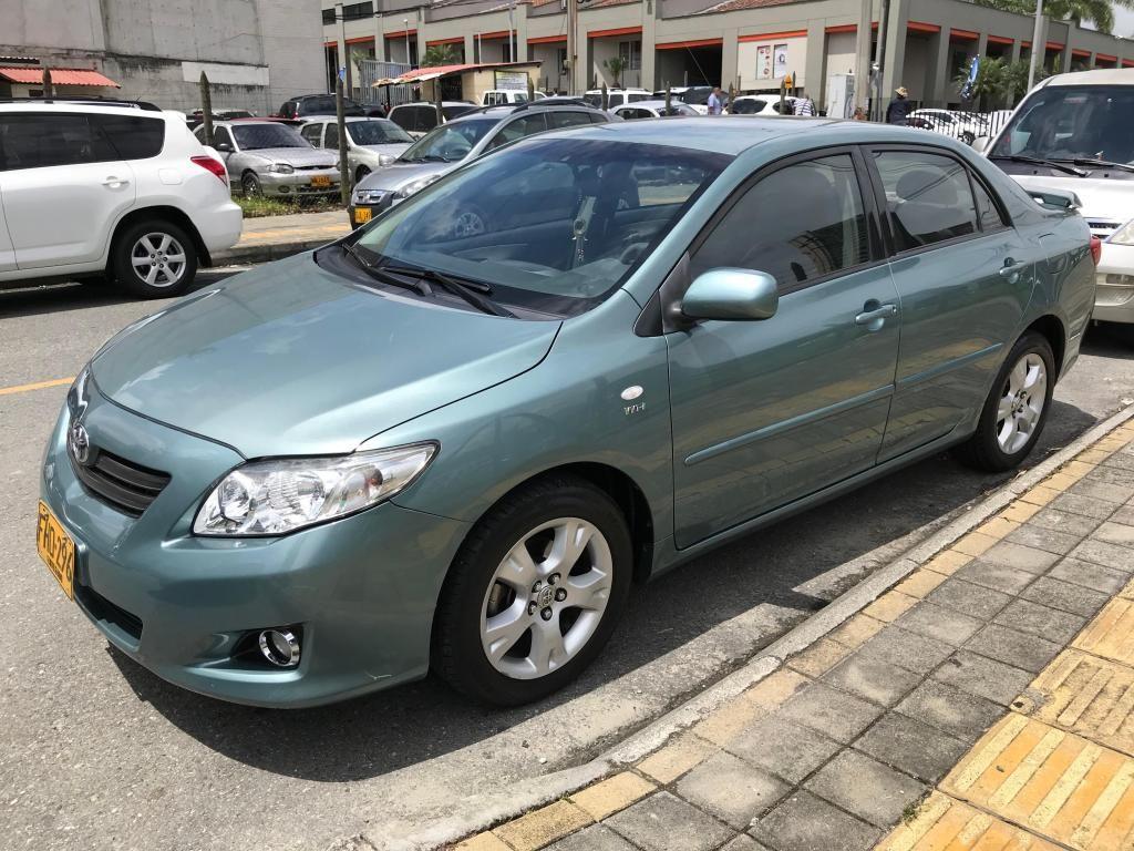 Toyota Corolla 2009 XEI 1800cc Mecanico, full, cuero, DVD