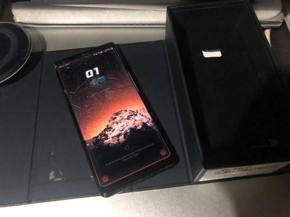 Samsung Note 8 Dual 64gb 6gb Ram Fisuras