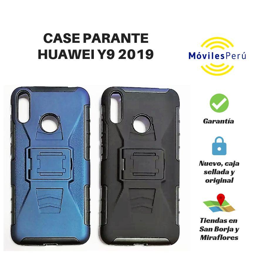 CASE PARANTE HUAWEI Y9 2019 NUEVO, ORIGINAL, TIENDAS FÍSICAS